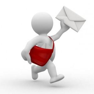 email cím